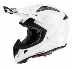 AIROH Aviator 2.1 Color helmen valkoinen kypärä
