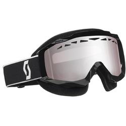 Scott Hustle Snow Cross ajolasit black s