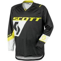 Scott Ajopaita 350 Dirt musta/keltainen