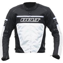 Bolt ELECTRIC takki valkoinen/musta