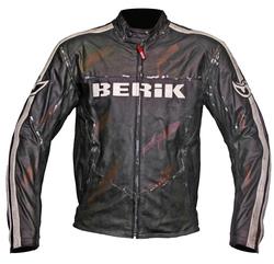 BERIK 8945 takki musta/kerma