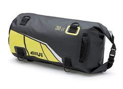 Givi EA114BK Vedenpitävä laukku 30lt musta/keltainen