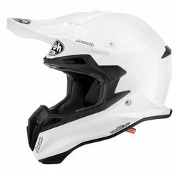 AIROH Terminator 2.1 Color helmen valkoinen kypärä