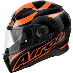 AIROH Helmet Movement SHOT ORANGE GLOSS