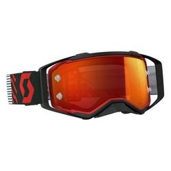 Scott Goggle Prospect red/black ora chro wks