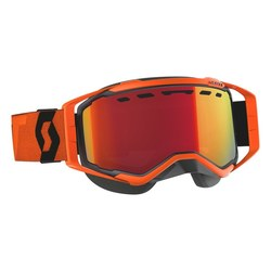 Scott Goggle Prospect Orange/black enhancer red chrome