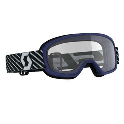 Scott Goggle MX Buzz MX blue clear