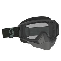 Scott Goggle Primal Snow Cross black clear