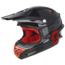 Scott Kypärä 350 Pro ECE musta/oranssi