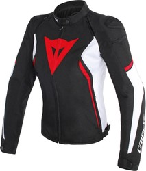 DAINESE AVRO D2 LADY BLK/WHT/RED