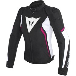 DAINESE AVRO D2 LADY BLK/WHT/FUXIA