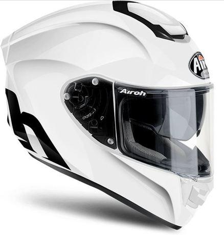 Airoh Kypärä ST 501 Color valkoinen kiiltävä