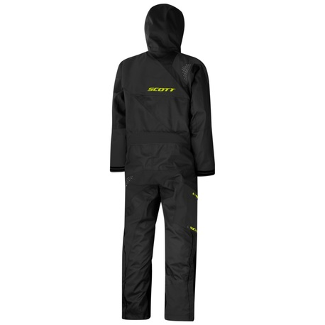 Scott Monosuit DS Black/Yellow