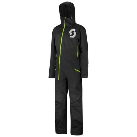 Scott Ajohaalari Back-X Dryo musta/vihreä