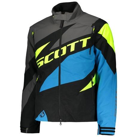 Scott Takki CompR musta/sininen