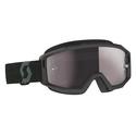 Scott Goggle Primal black silver chrome works