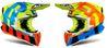 Airoh Kypärä Twist 2.0 Frame keltainen