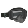 Scott Goggle Primal Snow Cross black clear