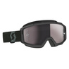 Scott Goggle Primal black silver chrome works