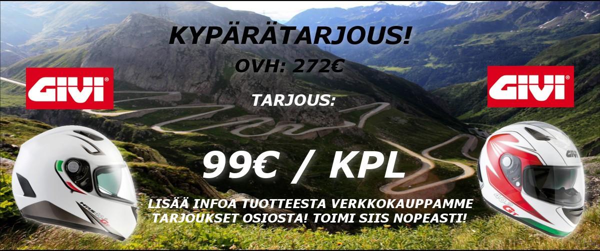 GiviKypäräMainos