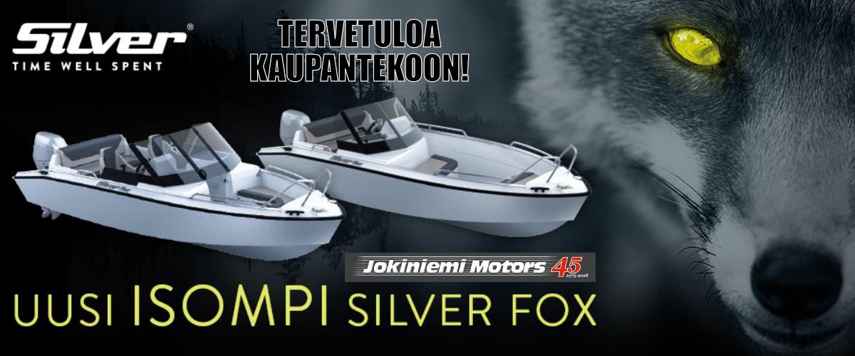 SilverFoxJokiniemiMotorsOy